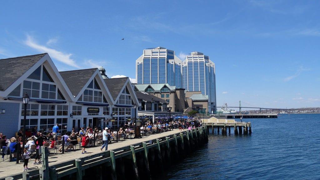 Waterfront Broadwalk